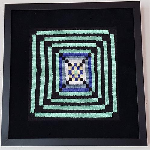 Tapestry: Persian Tile Series 2