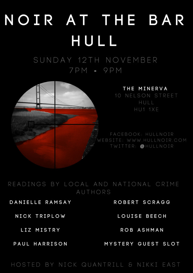NOIR AT THE BAR IS COMING TO HULL