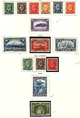 CANADA Stamp Collection, Queens, Jubilees to 10-cent and 20-cent mint, Lot 1404