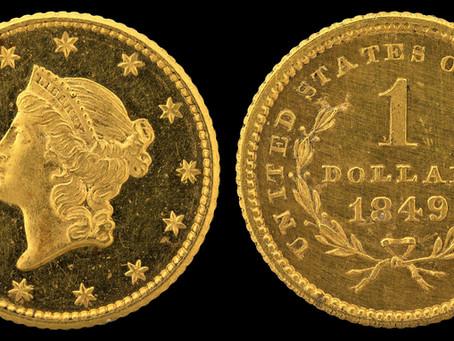 Indian Princess Gold Coins