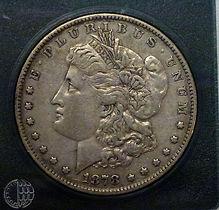 Morgan Dollar 1878