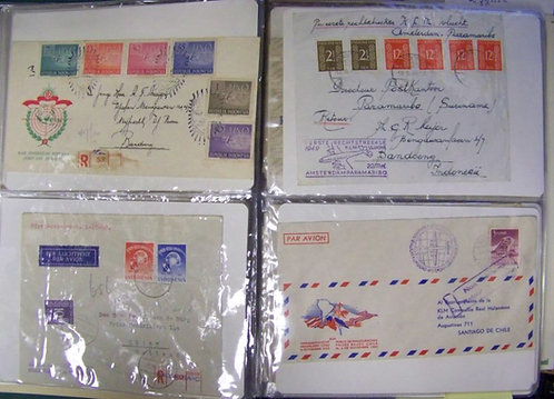 INDONESIA Stamp Collection, About 100 FDC, Lot 1535