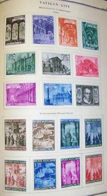 Italian Stamp Collection -Lot 1545