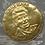 1981 14KT GOLD Ronald Reagan mini medallion w/box