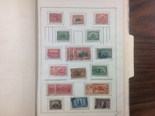 U.S. Misc. Stamp Collection, Lot 1560