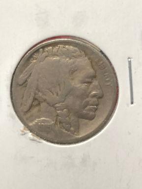1915 Buffalo Nickel, VF Philadelphia