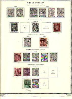 Great Britain, British Europe, British Oceana Stamp Collection - Lot 1439