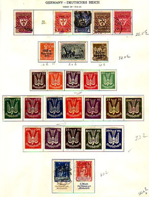 Germany Stamp Collection, Better DDR, BERLIN, Lot 721