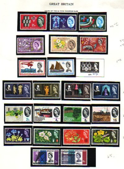 GREAT BRITAIN Stamp Collection; Guernsey, Jersey and Regional Issues -Lot 1418