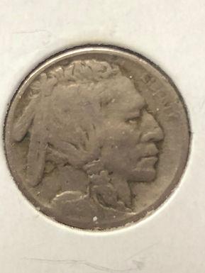 1913 D Type 1 BUFFALO NICKEL, Denver Mint