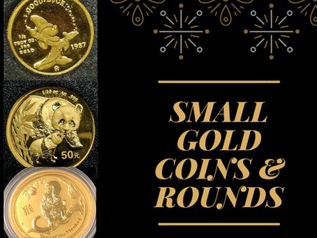Small Gold Investments