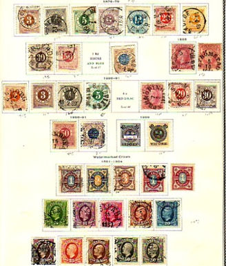 Sweden Stamp Collection specialty pages to 1994, Lot 1396
