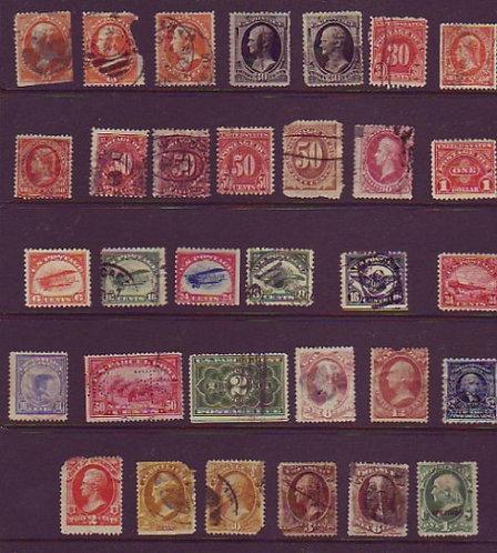 U.S. Classics Stamp Collection, Lot 22