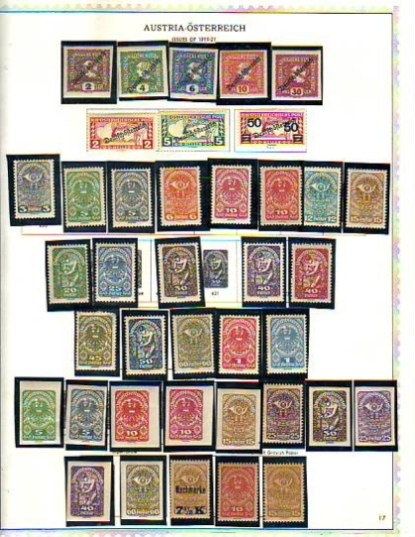 Austria Stamp Collection - pages to 1981, Lot 1503