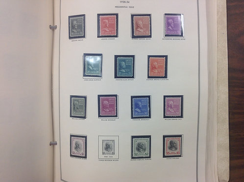U.S. Classic Stamp Collection, Lot 1583