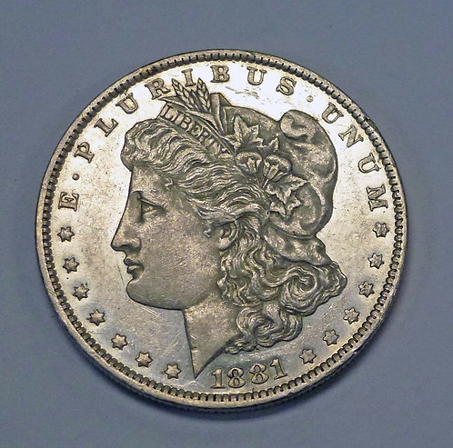 1881-O MORGAN Silver Dollar  Proof Like