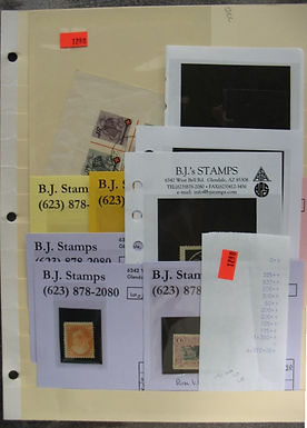 World-Wide Stamp Collection Lot 1280