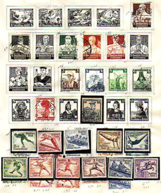 Germany 1919-2003 Stamp Collection, Lot 1371
