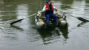 River Cross Section Surveys