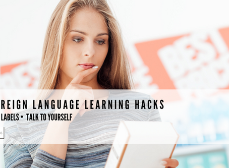 Daily Foreign Language Learning Hacks