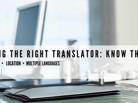 Choosing the Best Language Translator for Your Needs