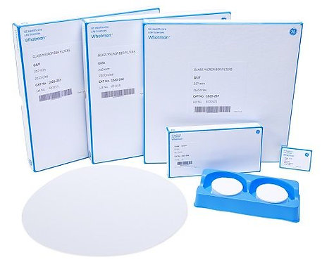Filtros de Microfibra de Vidrio
