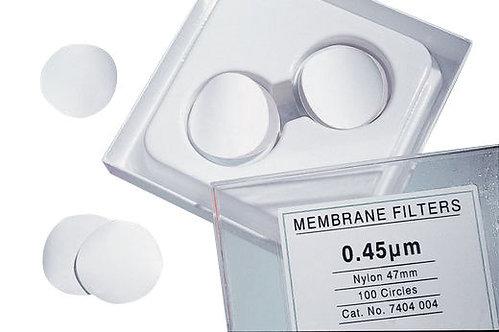 Membranas de nylon
