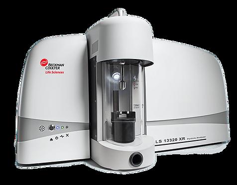 Analizador de tamaño de partículas LS 13 320 XR