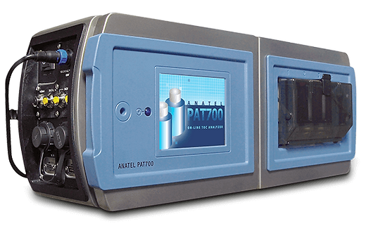 ANATEL PAT700 Analizador Total de Carbono Orgánico