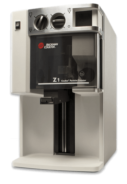 Coulter Counter serie Z