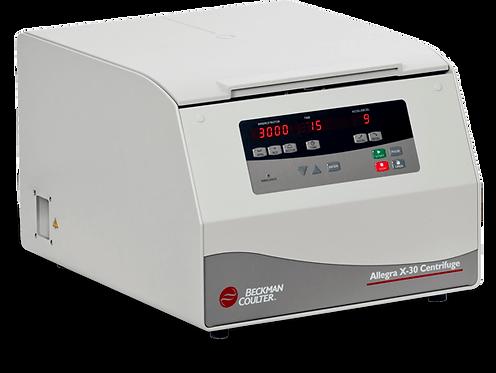 Allegra ® X-30R Centrífuga Refrigerada de 120 V, 60 Hz