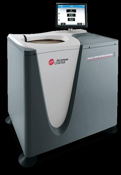 UltraCentrífuga Óptima™ XPN 100K