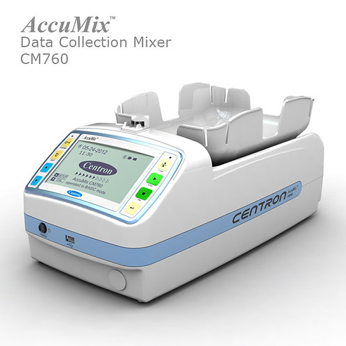 CM-760 Balanza Portatil Mezcladoras para Recolección de Sangre