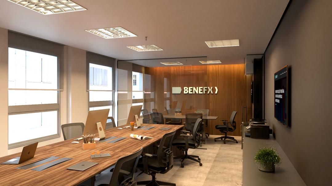 BENEFX - por Beatriz Castanho Arquitetur