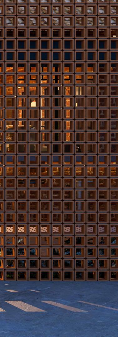 Arquitetura-Café-Hotel - por Beatriz Castanho Arquitetura