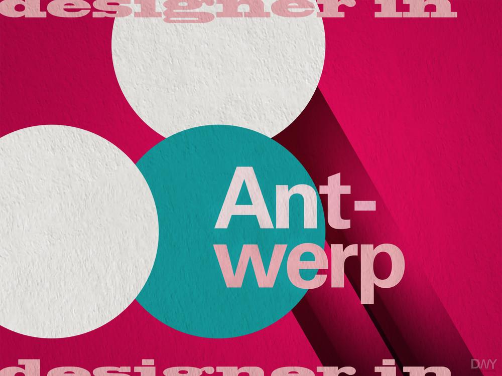 設計師遊記-比利時安特衛普 Designer in Antwerp, Belgium
