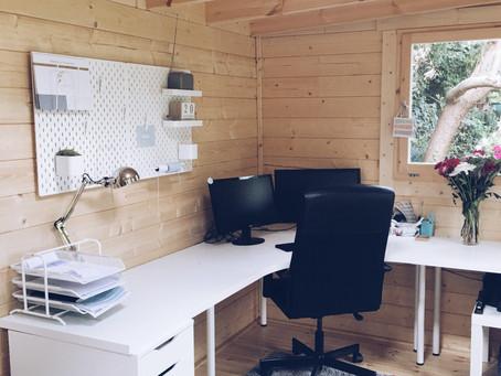 Our new studio