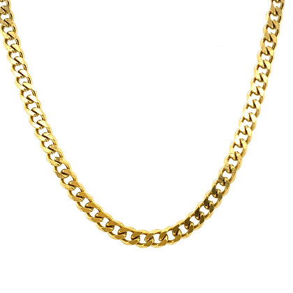 Sienna Curb Chain Necklace