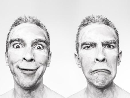 57 | Rozpoznání 6 druhů emocí dle výrazu tváře