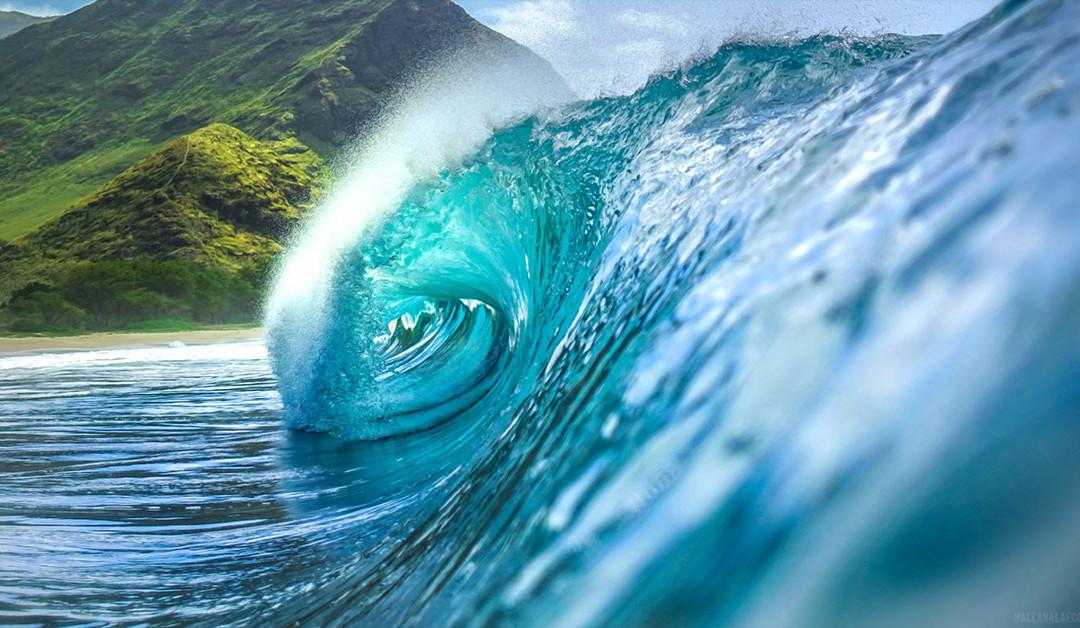 HAWAII - ostrovy Lásky a Míru