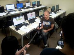 ראיון תקשורתי