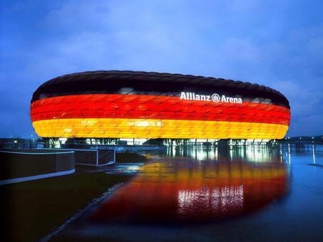 Munich: Allianz Arena Virtual Tour