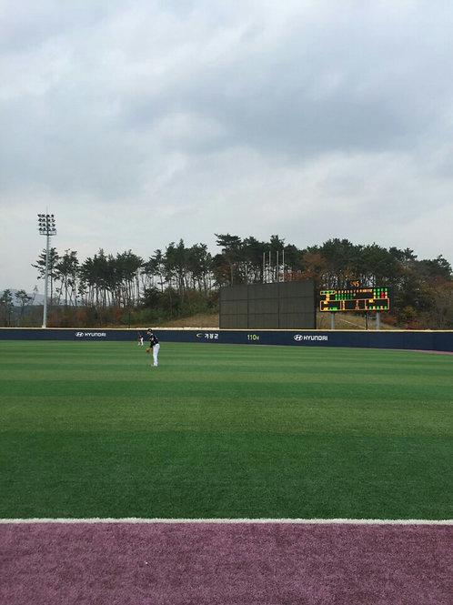 경기장 벽매트(야구,축구,경기시설)