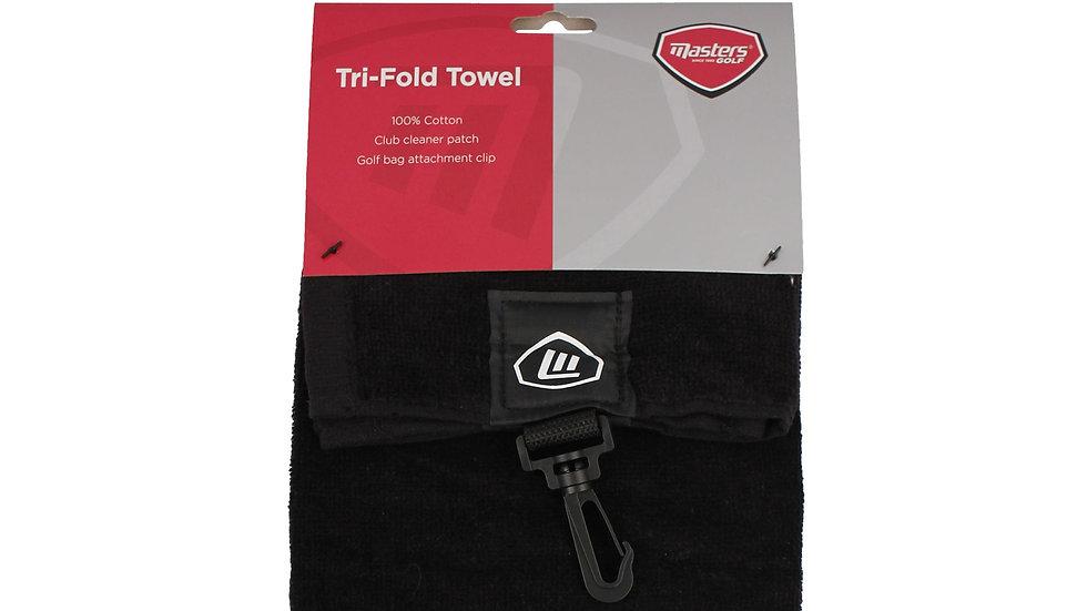 Masters Tri Fold Towel