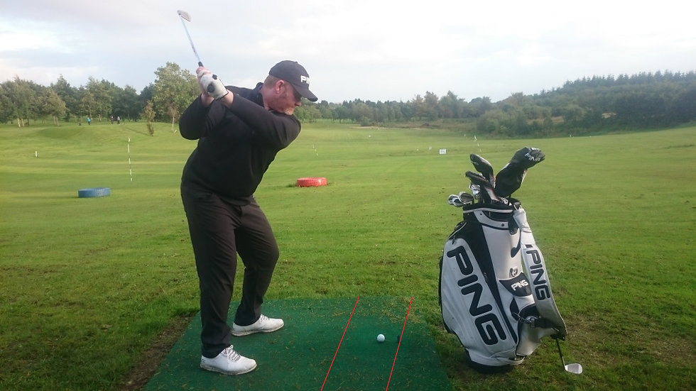 4 x 30 Minute golf Lessons