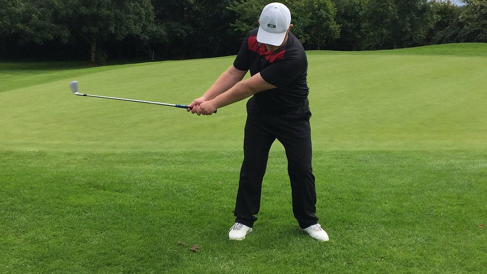 2 X 60 Minute Golf Coaching
