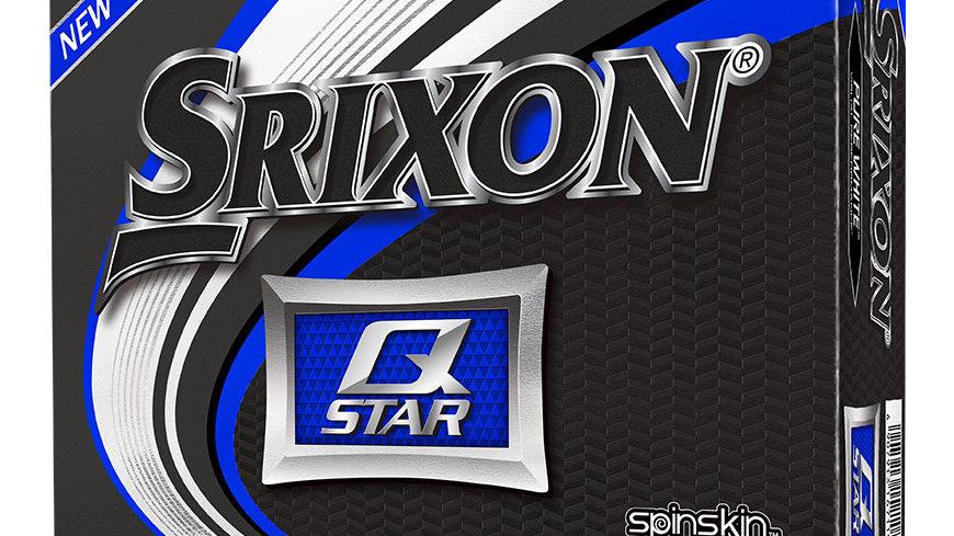 Srixon Q-Star Golf Balls Dozen