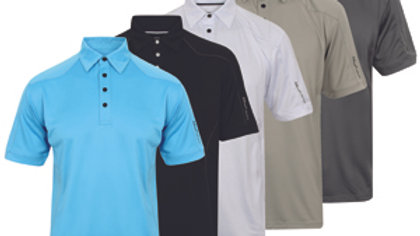 Island Green Men's Top Stitch Polo IGTS-1648