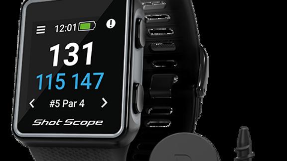 Shotscope V3 GPS + Performance Tracking