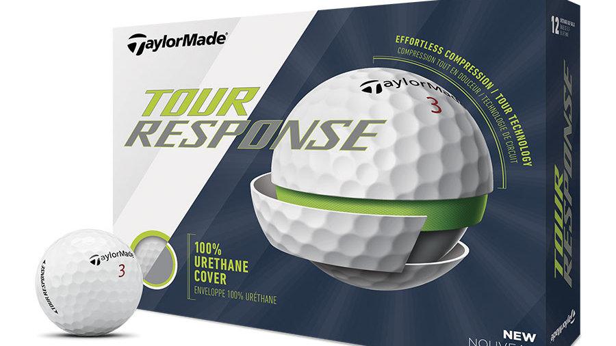 TaylorMade Tour Response Dozen Golf Balls
